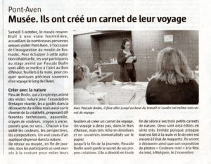 pascalebodin-carnet-nature-musee-pont-aven-stage-concarneau-finistere-carnettiste