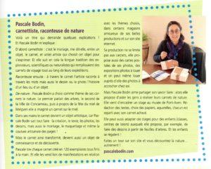 Extrait du bulletin municipal, Melgven (29), janvier 2020